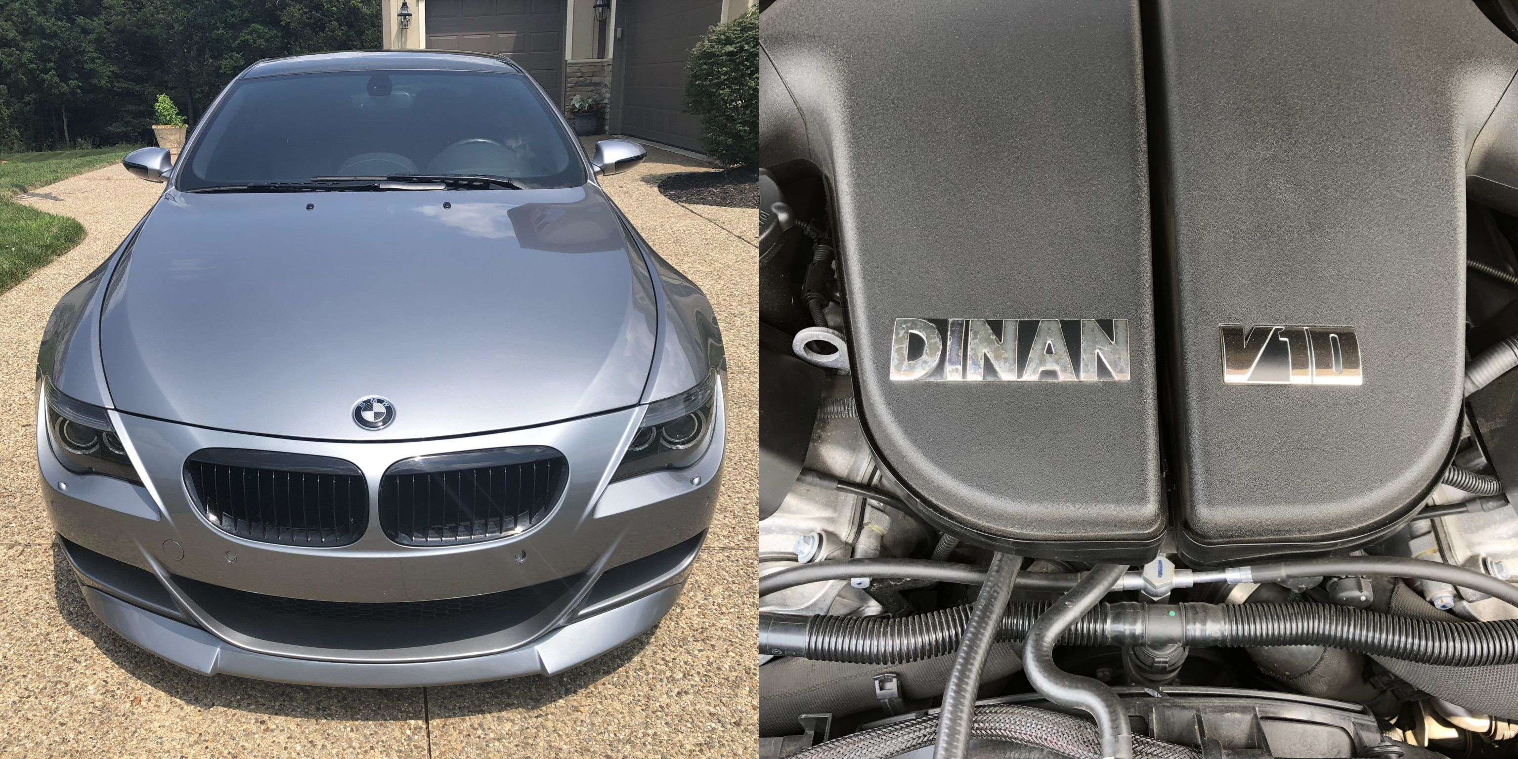 2006 BMW M6 Dinan S3 With 628-HP For Sale