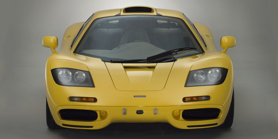 This McLaren F1 Has 148 Miles and the Original Factory Dashboard Wrap
