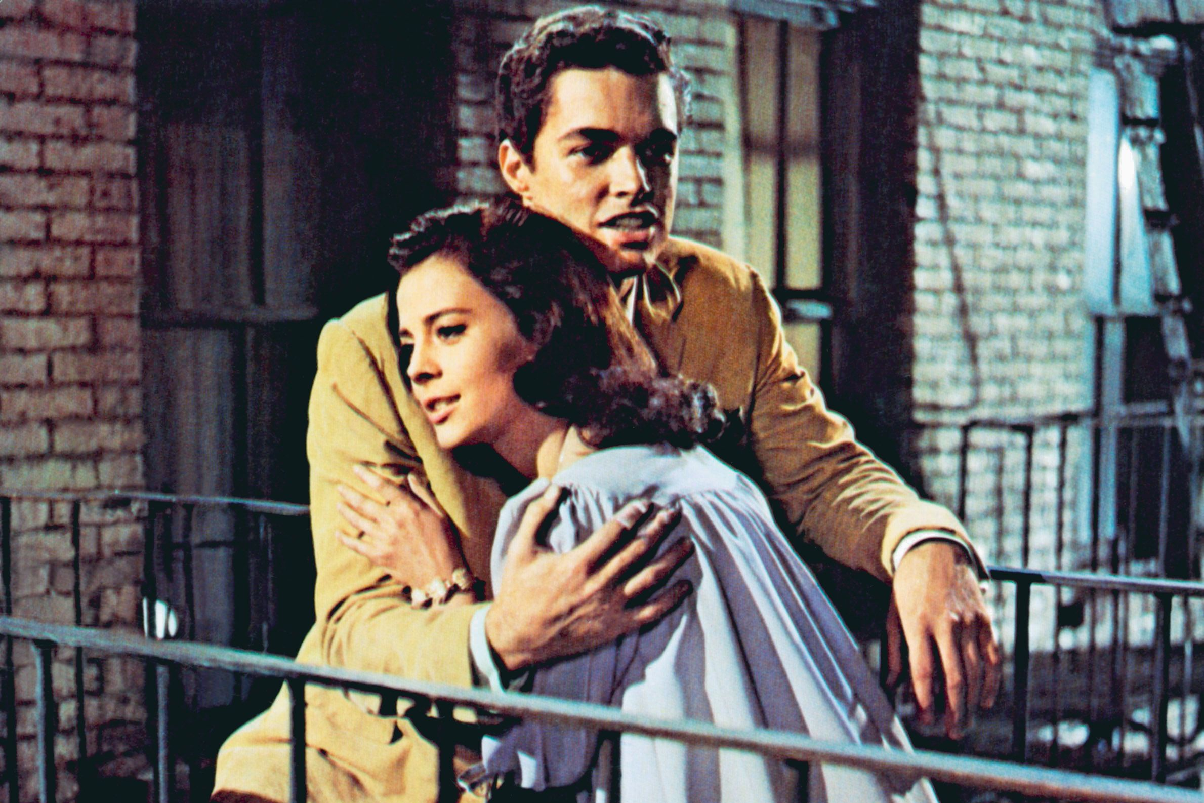 Watch Now This musical about New York City gangs was directed by choreographer Jerome Robbins and Sound of Music director Robert Wise. The Sharks and the Jets dance their battles on the streets in this modernized take on Romeo and Juliet .