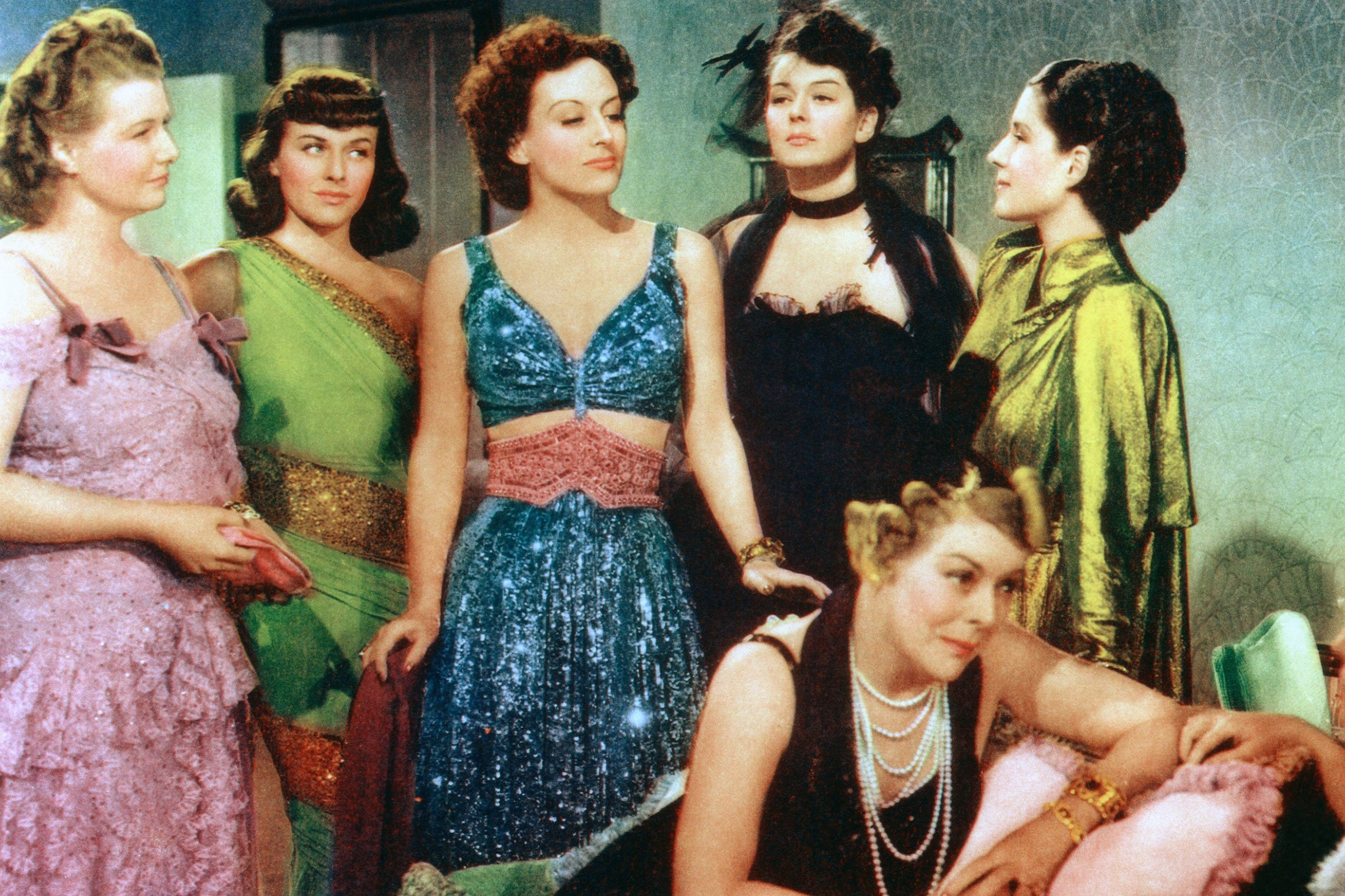 Watch Now For 1939, George Cukor's The Women —about divorce, fashion and complicated female intimacies—was awfully forward thinking. Plus, no men have speaking roles in it!