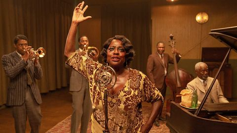 viola davis en 'la madre del blues'