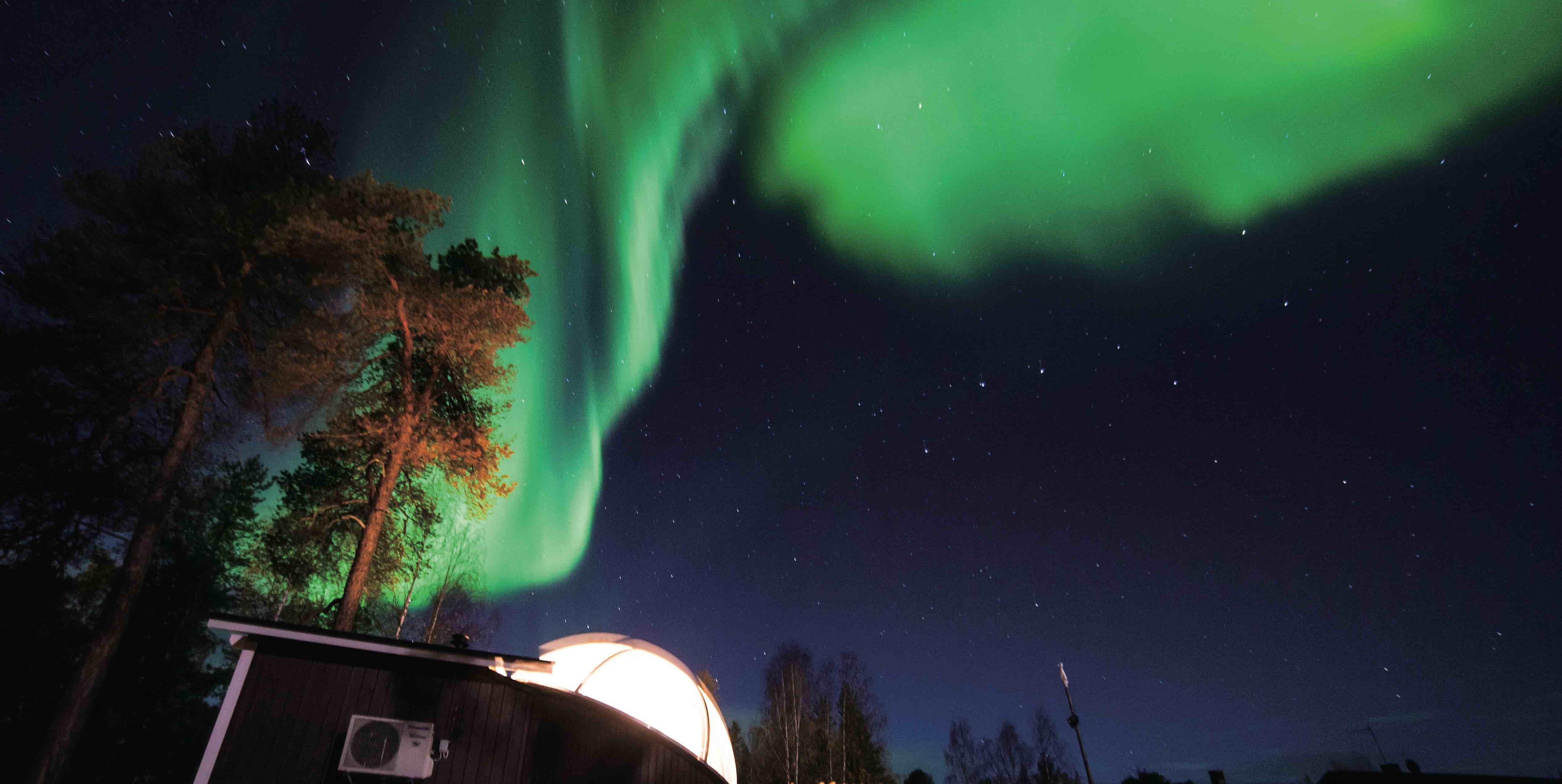 オーロラ ホテル 絶景 フィンランド