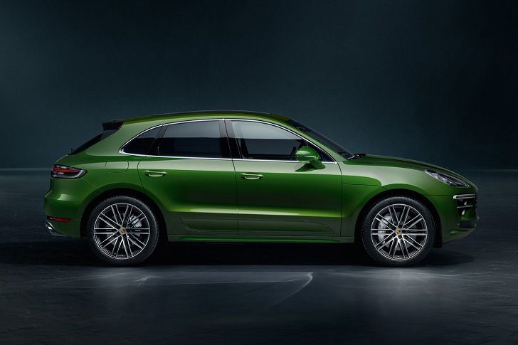 2020 Porsche Macan Turbo Revealed With Photos, Specs and Pricing