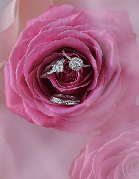 ハイジュエリー 婚約指輪 結婚指輪 エンゲージメントリング マリッジリング カップル 指輪購入 おしゃれ リング 指輪