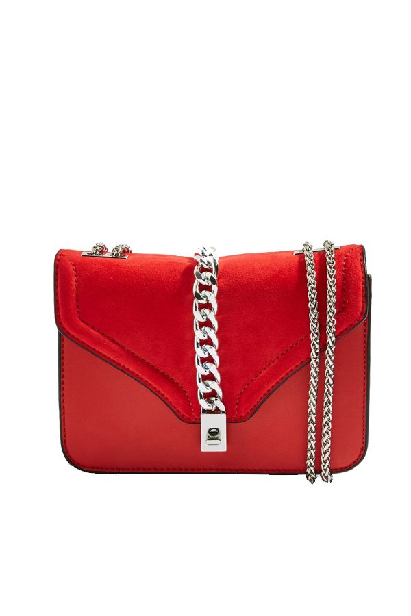 Topshop Daisy Chain Crossbody Bag