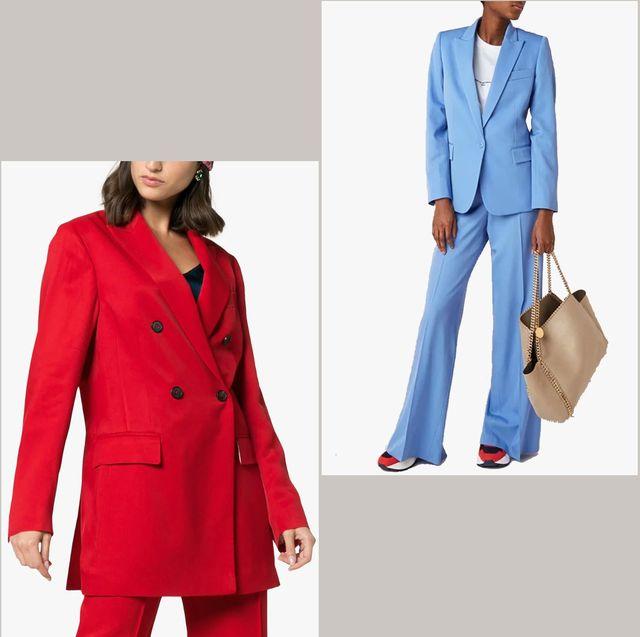 Shopping: kleurrijke maatpakken pakken