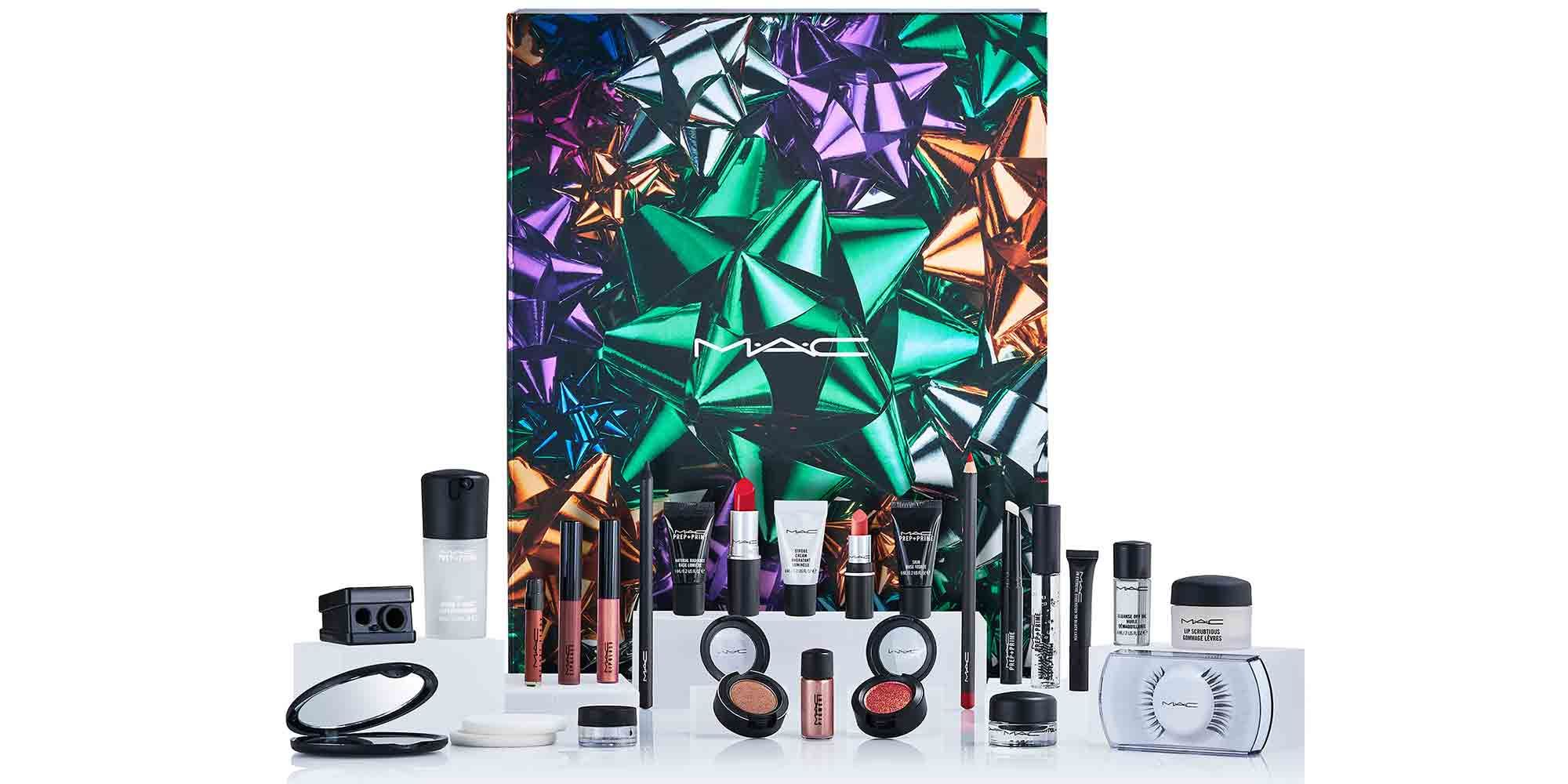 MAC Shiny Pretty Thing advent calendar 2018