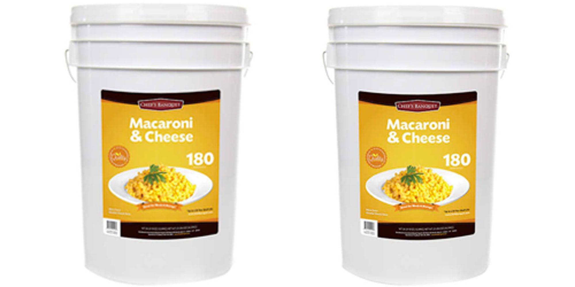 You Guys, Costco Is Selling a 27-Pound Tub of Mac and Cheese