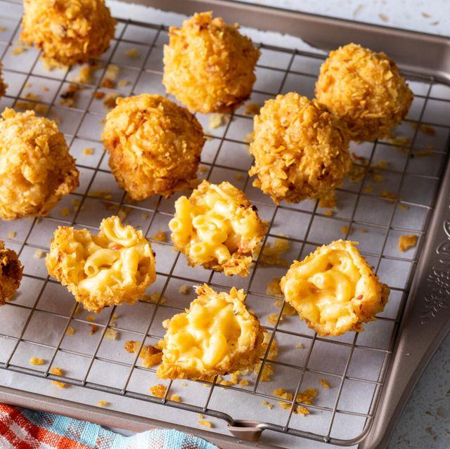 mac and cheese balls recipe