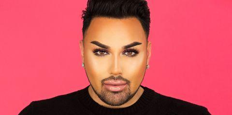 Face, Hair, Eyebrow, Forehead, Nose, Facial hair, Lip, Chin, Cheek, Hairstyle,