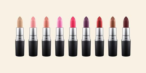 MAC Cosmetics - National Lipstick Day gratis lippenstift