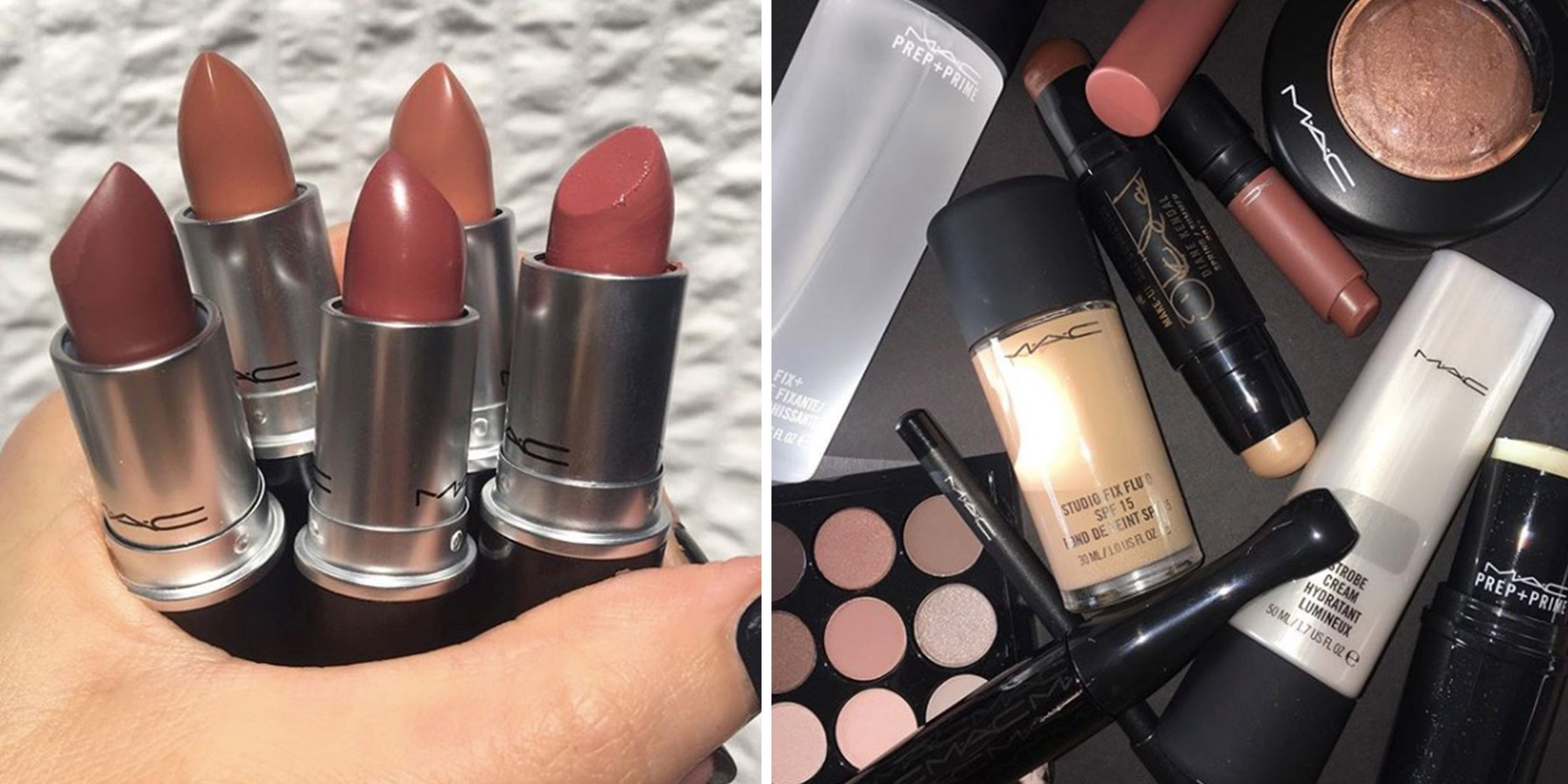 Mac Makeup Artists Recommend The Best