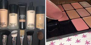 MAC Instagram Makeup Hacks