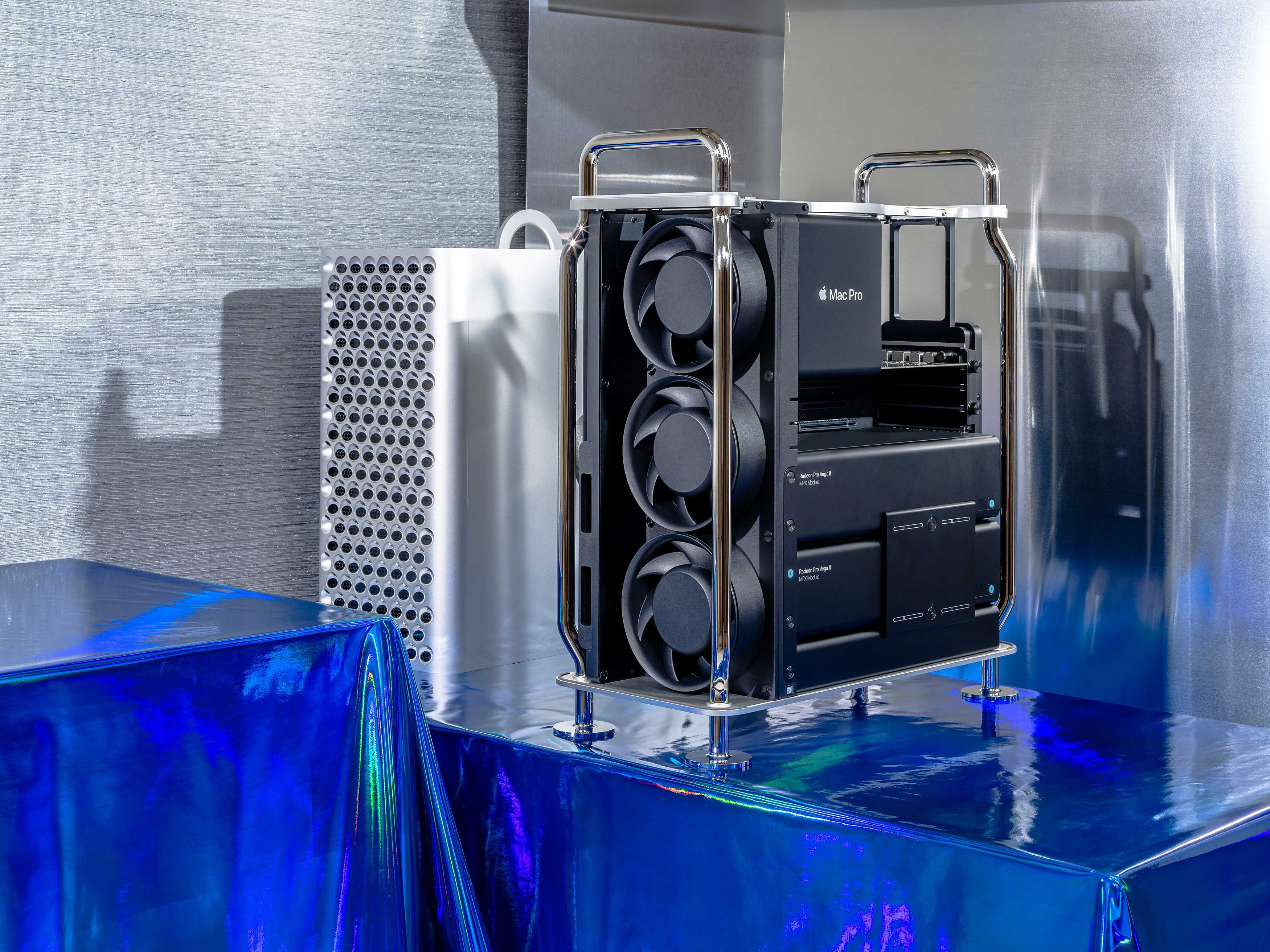 The Thermodynamics Behind the Mac Pro, the Hypercar of Computers