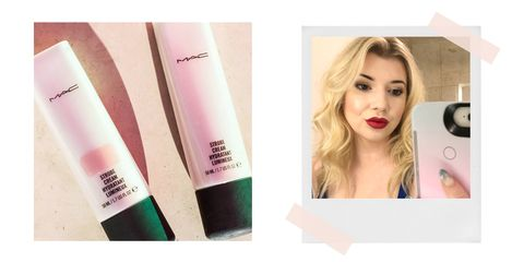 MAC Strobe Cream is the Miracle Multitasker Missing from Your Makeup Bag