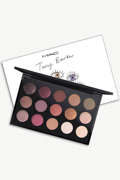 MAC x Selfridges Terry Barber Eye See Eyeshadow Palette