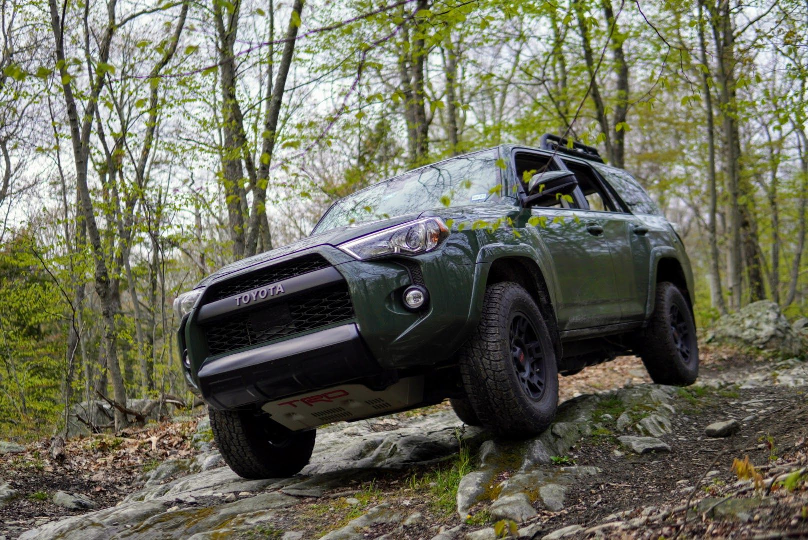 2020 Toyota 4runner Trd Pro Is Practical And Fun 4runner Review