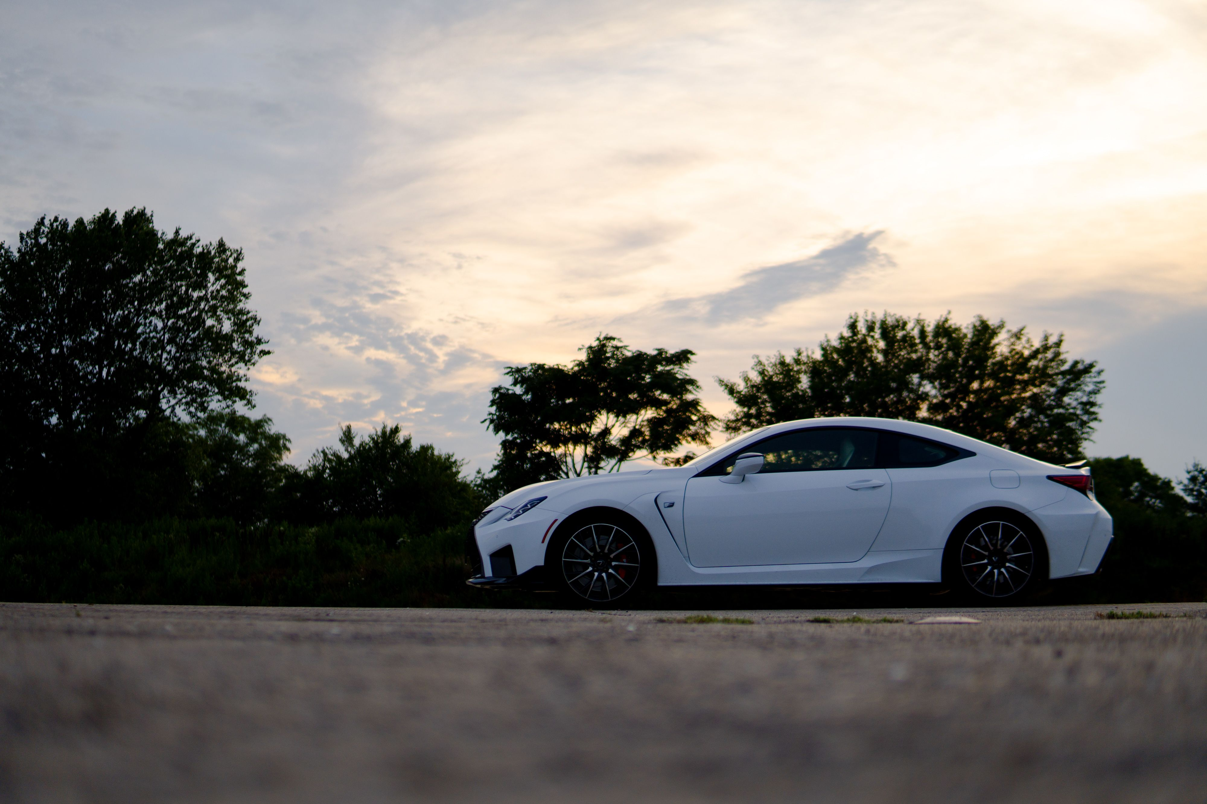 The 2020 Lexus RC F Is a Great V-8 Coupe Hampered by Old Tech