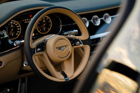 2020 bentley continental flying spur review