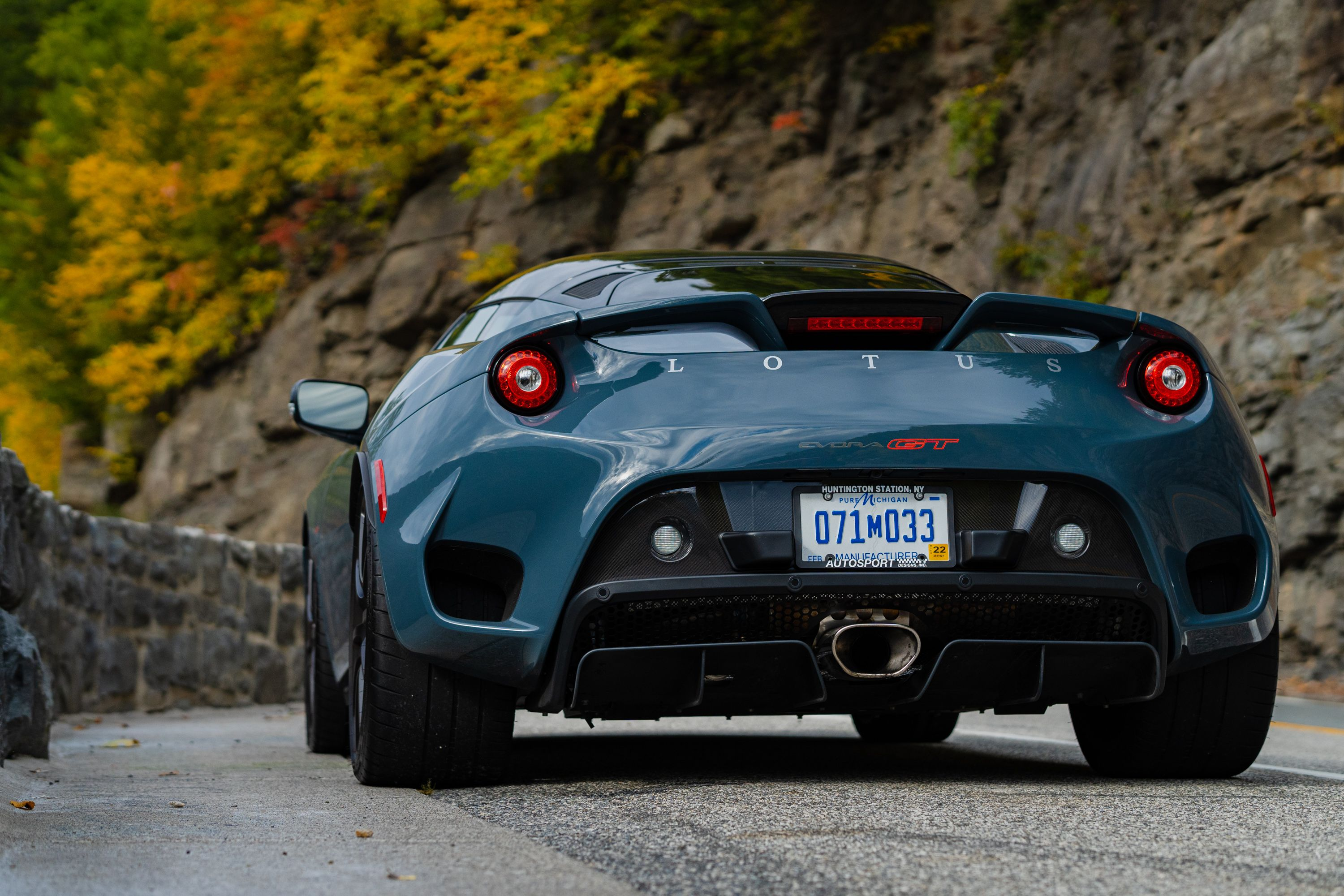The 2020 Lotus Evora GT Lives Up to the Hype