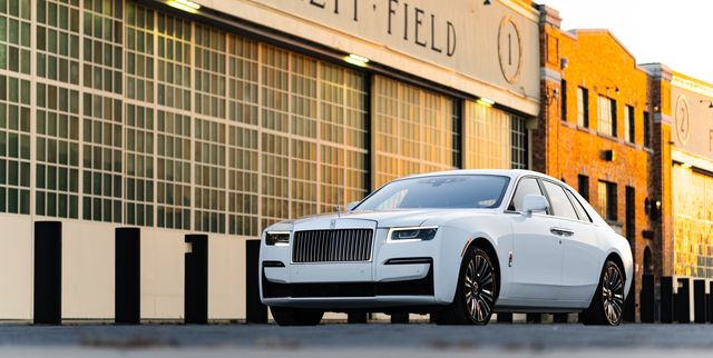 2021 rolls royce ghost review interior exterior
