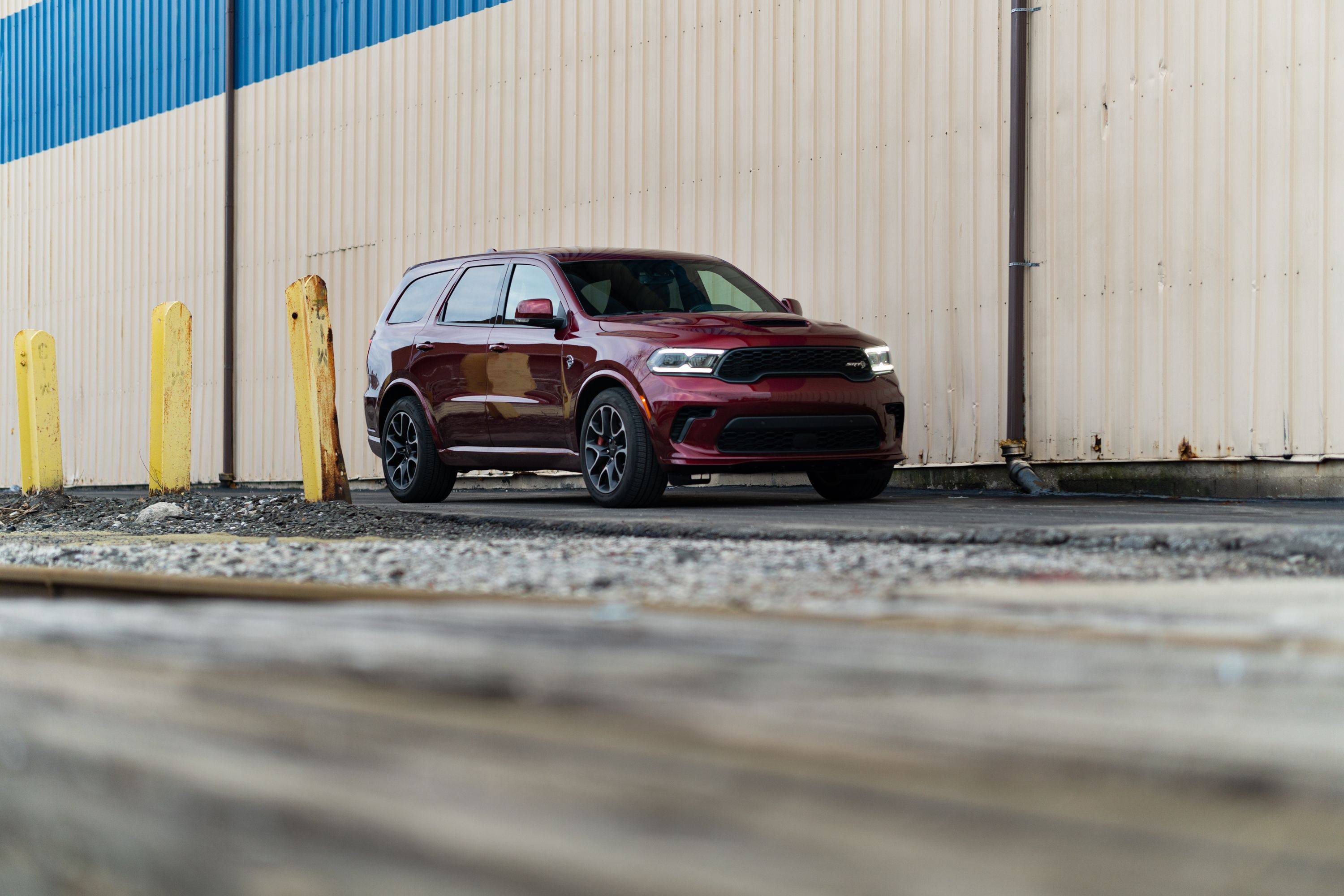 Be Sure to Order Your Dodge Durango Hellcat With the Lightweight Performance Package