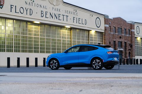 2021 ford mustang mach e first edition all wheel drive long range