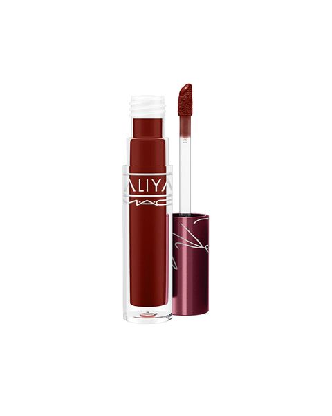 Red, Cosmetics, Beauty, Liquid, Lip gloss, Lipstick, Brown, Material property, Tints and shades,
