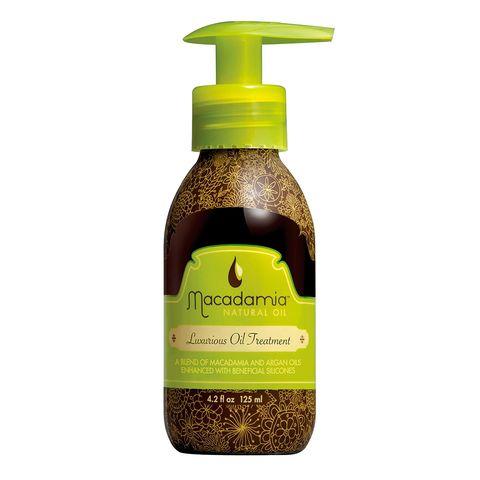 Macadamia Nut Oil Treatment