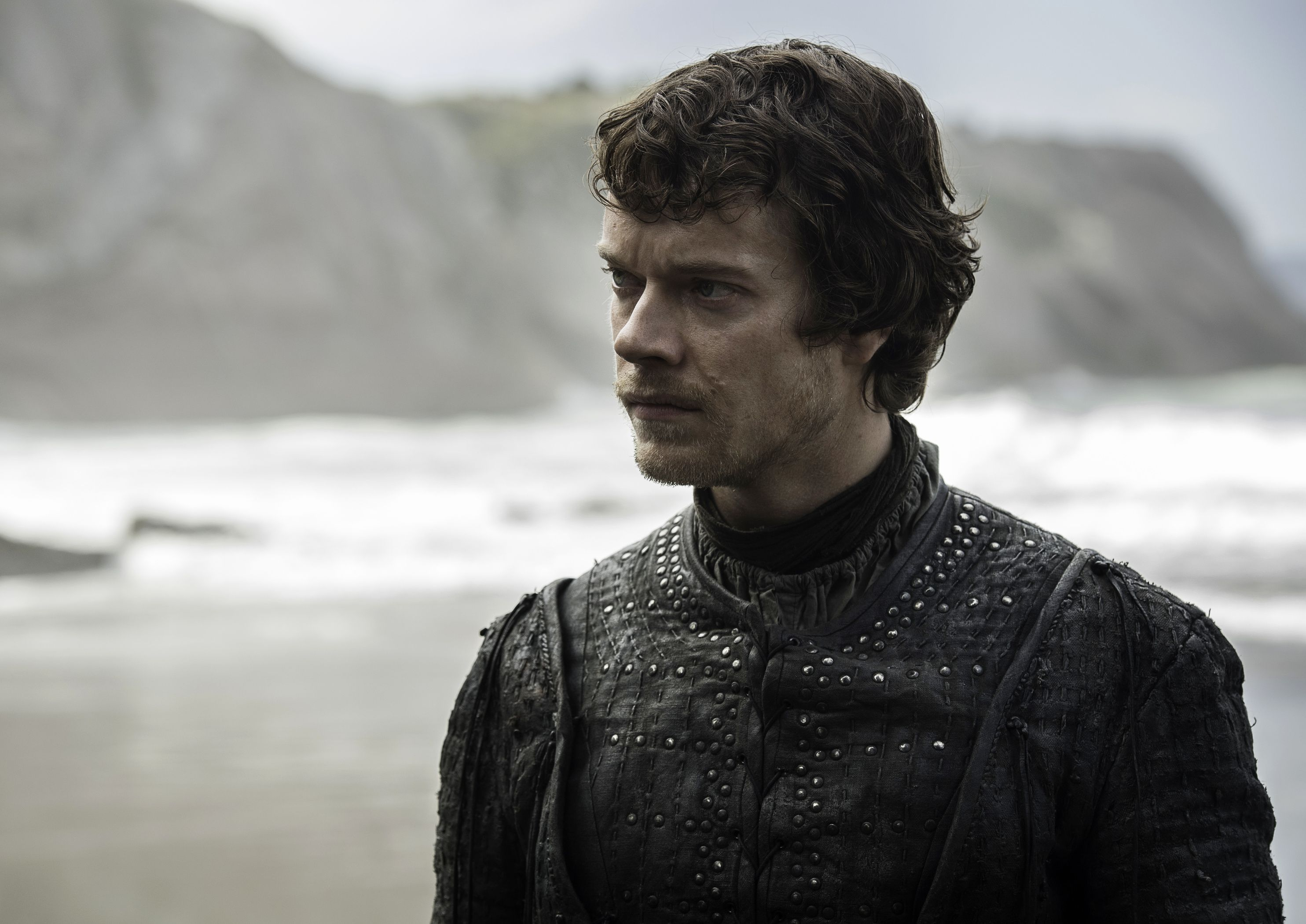 Theon on Game of Thrones