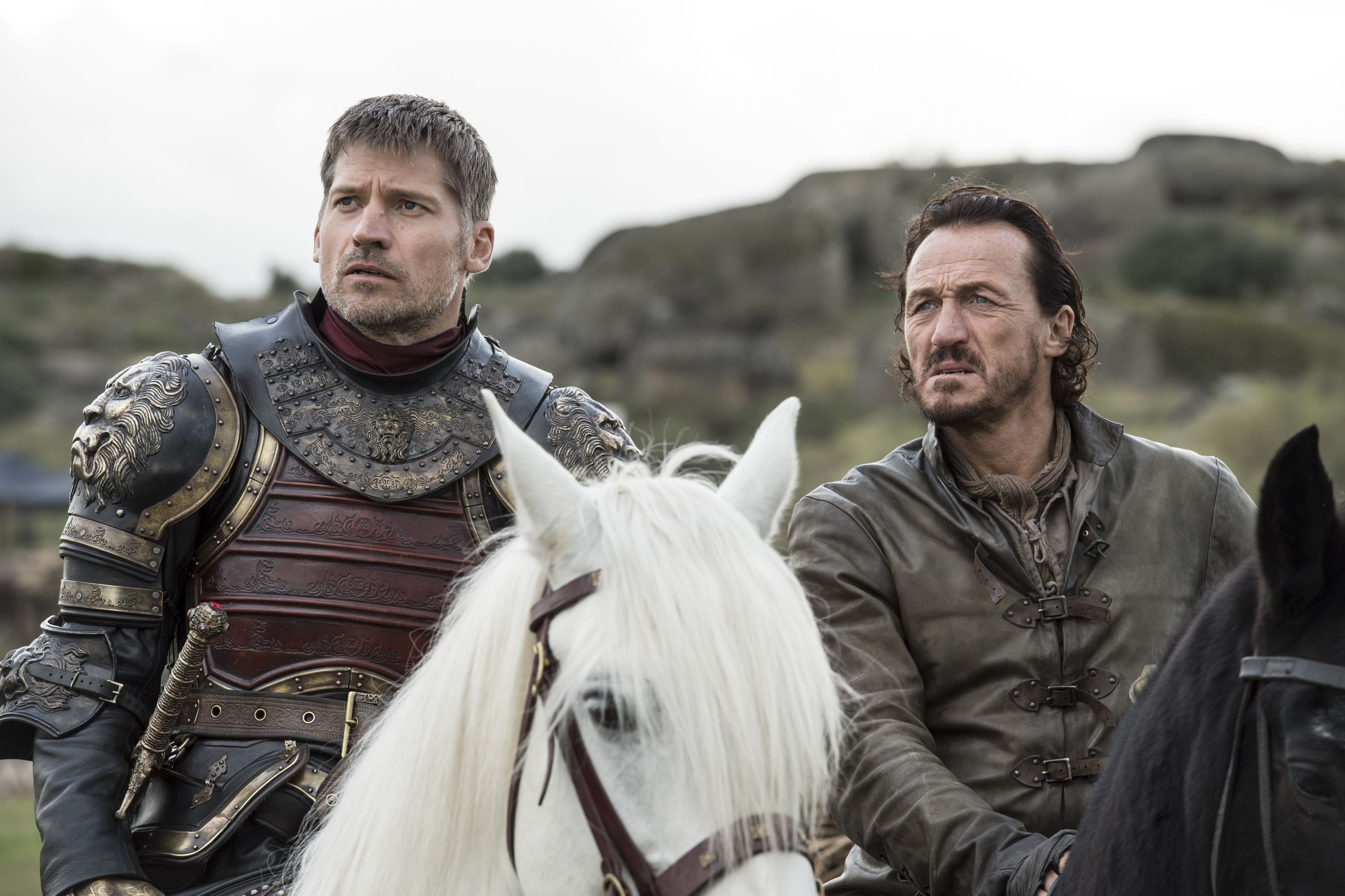 Jaime on Game of Thrones