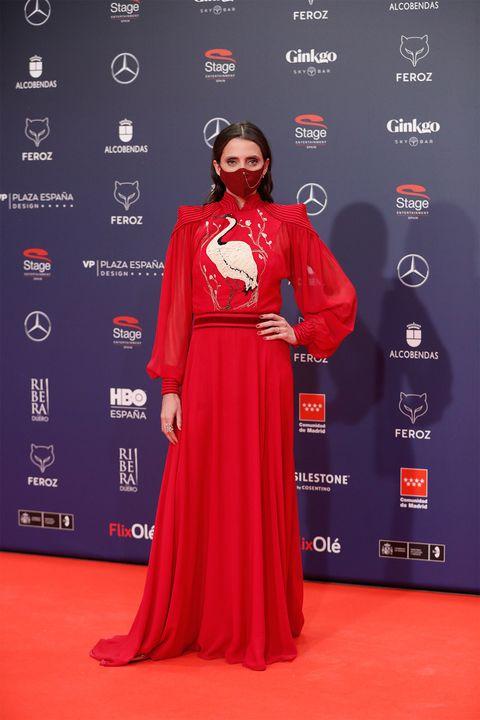 premios feroz 2021 alfombra roja