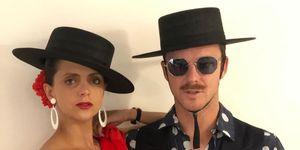 Macarena Gómez y Aldo