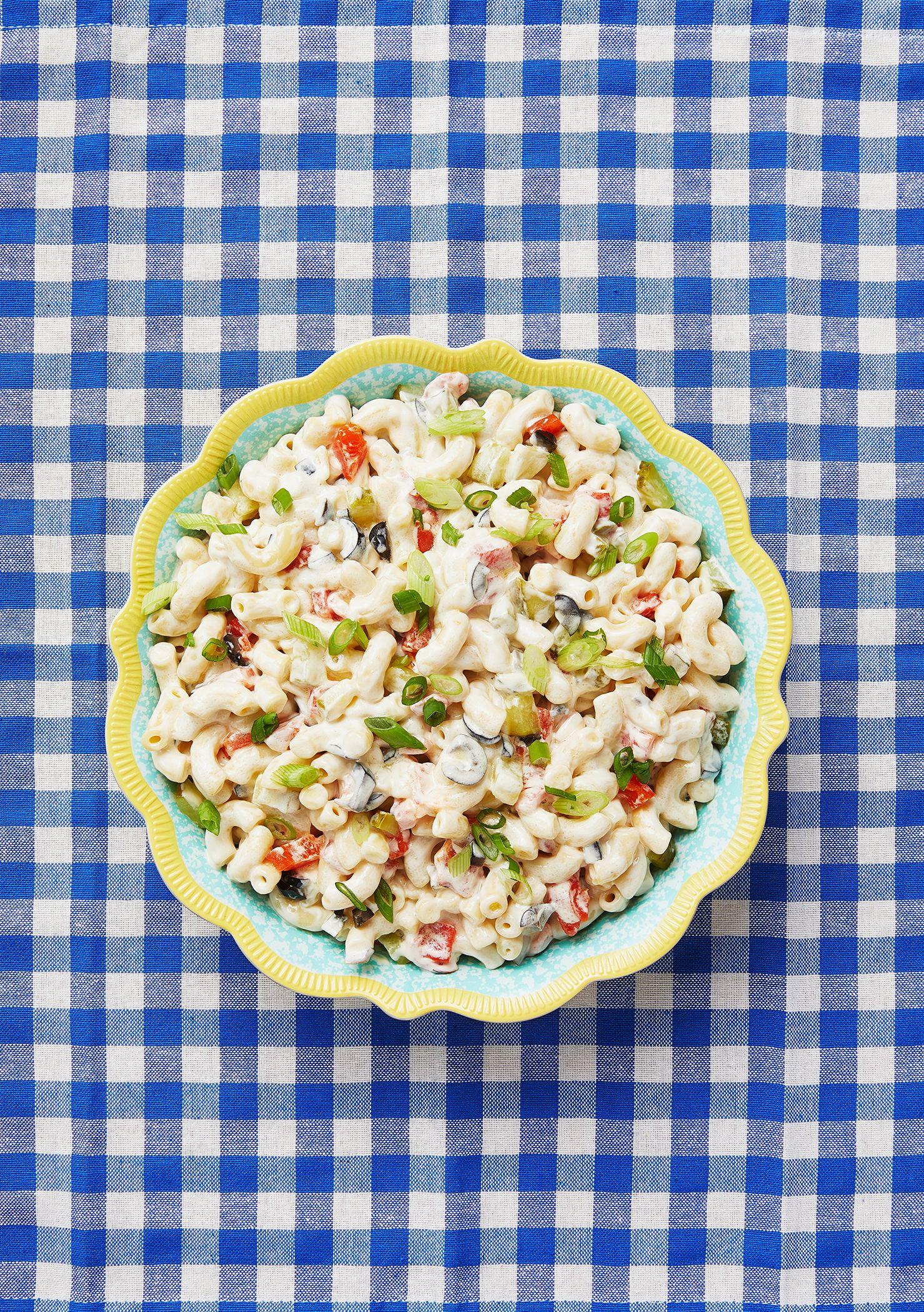 Macaroni Salad Recipe Tasty