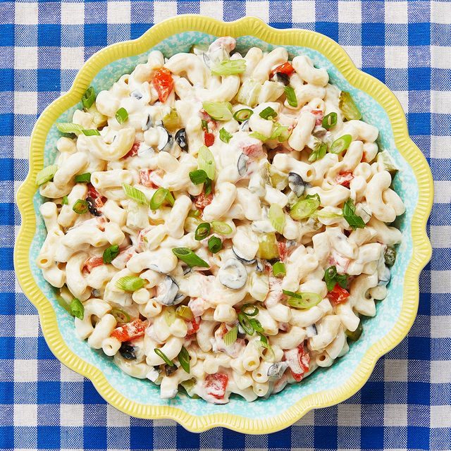 best macaroni salad recipe