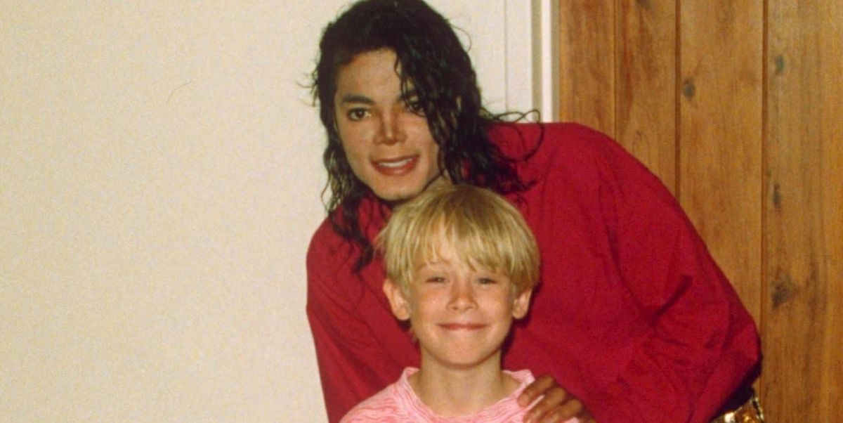 Leaving Neverland What Macaulay Culkin Has Said About Michael