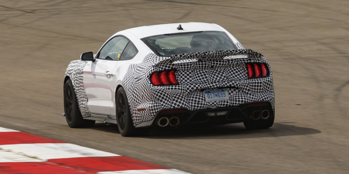 2021 Ford Mustang Mach 1 Will Be the Most Track-Capable 5.0
