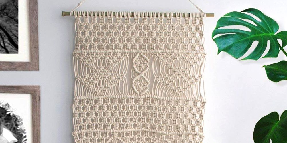 10 Best Macrame Wall Hangings To Decorate Your Home