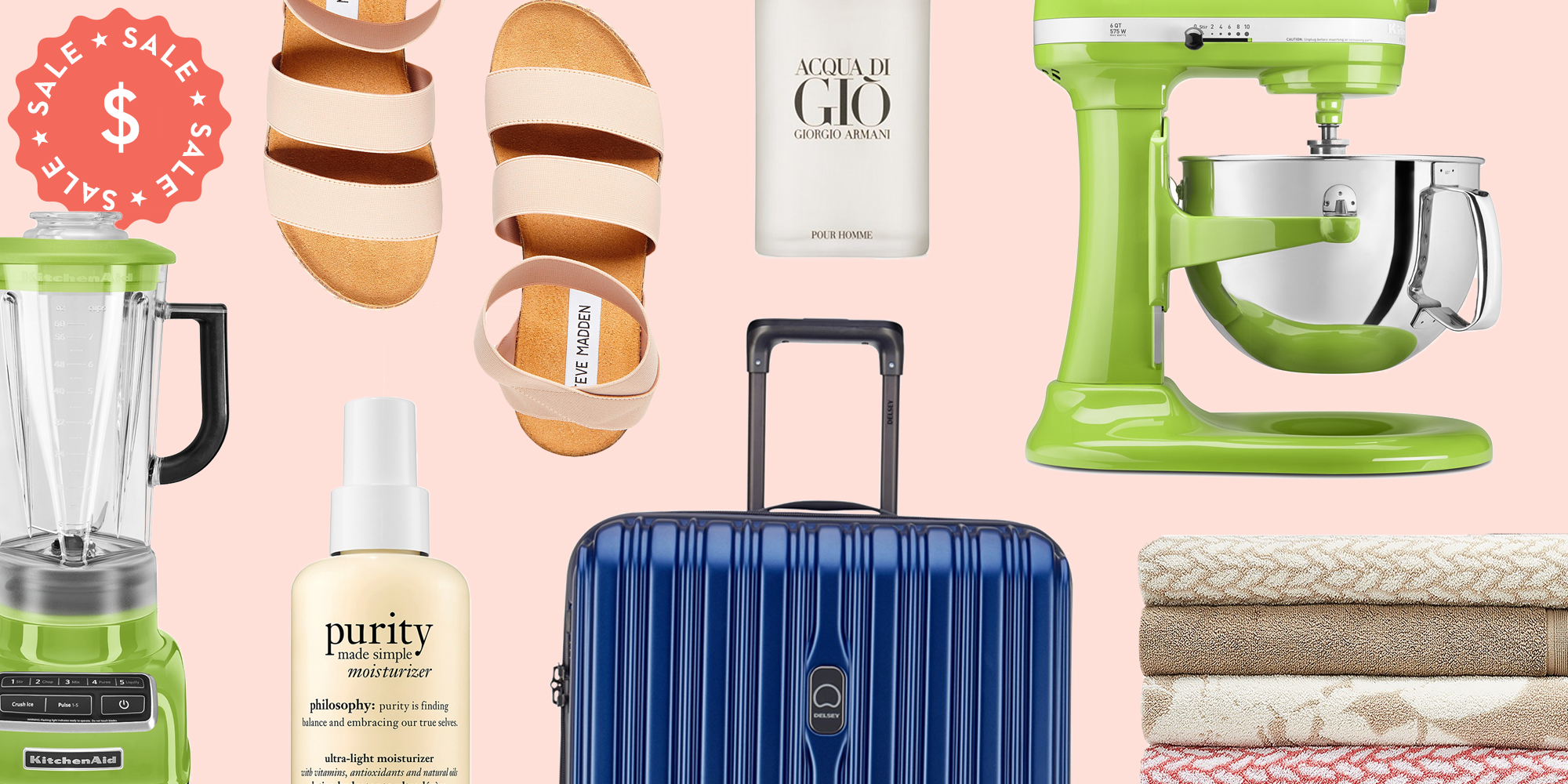 Macy's Is Having A Huge Mother's Day Sale On Home, Kitchen, And Beauty Items
