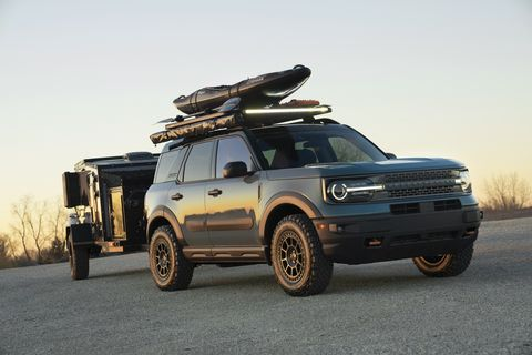 bronco sport by mad industries