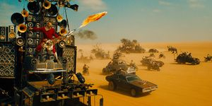 Mad Max furia en la carretera