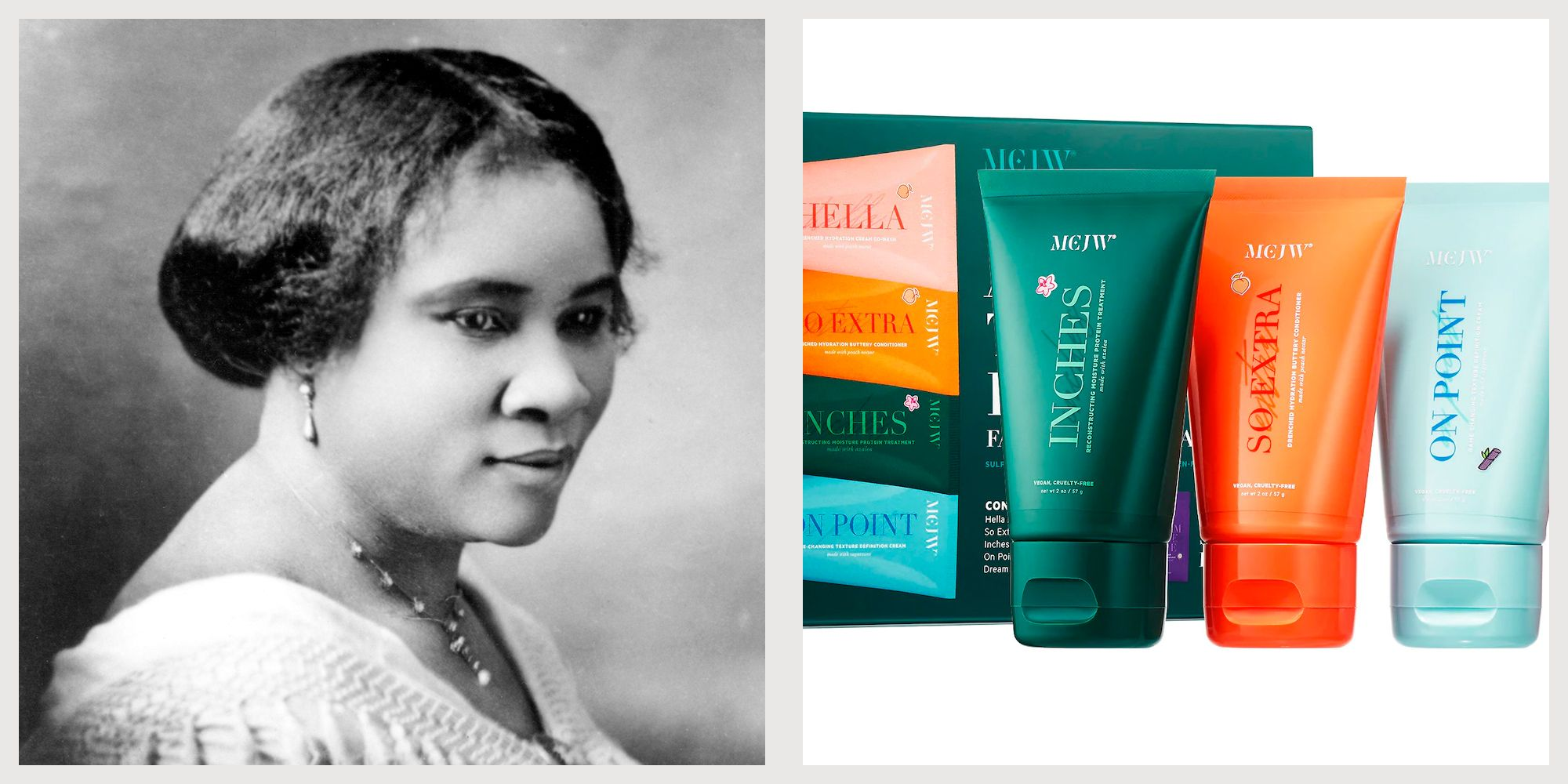 Madam Cj Walker S Hair Products Are Still Available For Sale