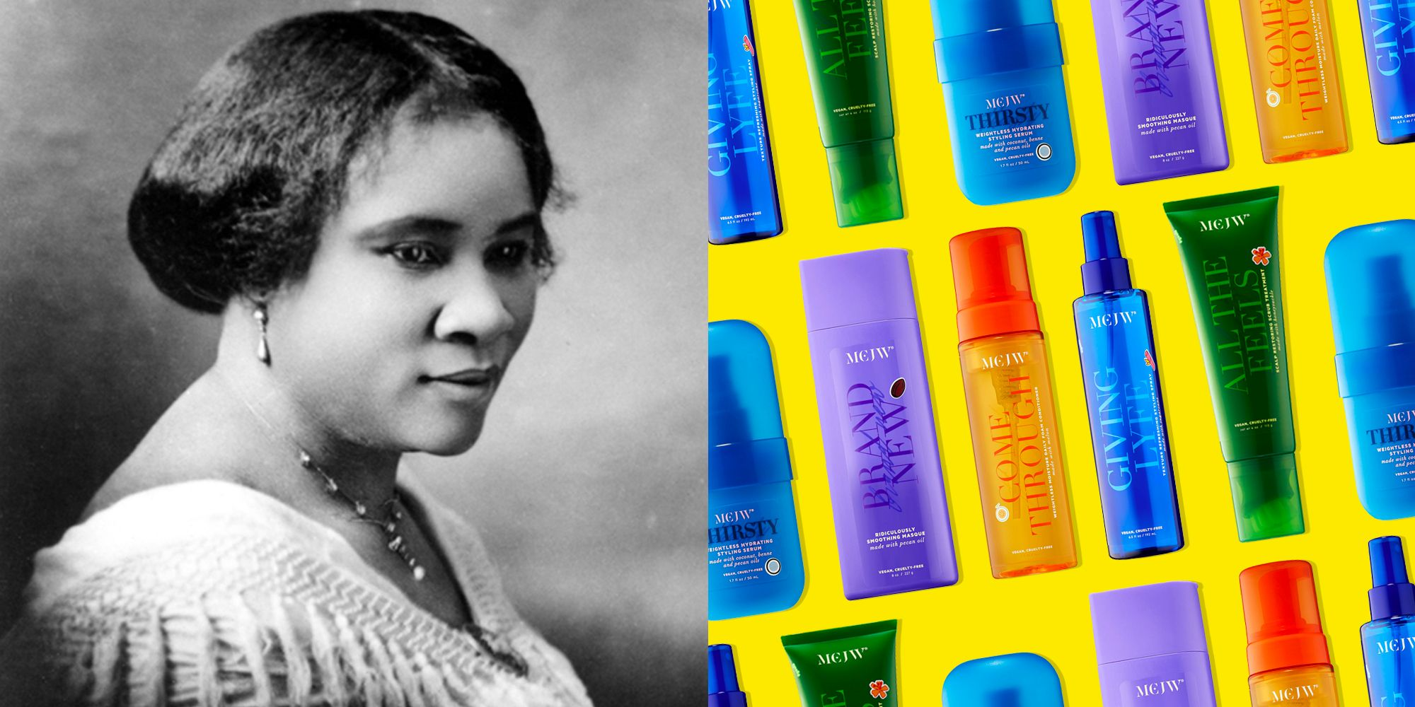 Do Madam C J Walker S Products Exist Today How To Shop Them