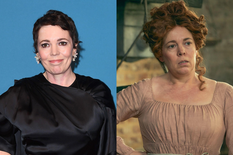 Olivia Colman as Madame Thénardier
