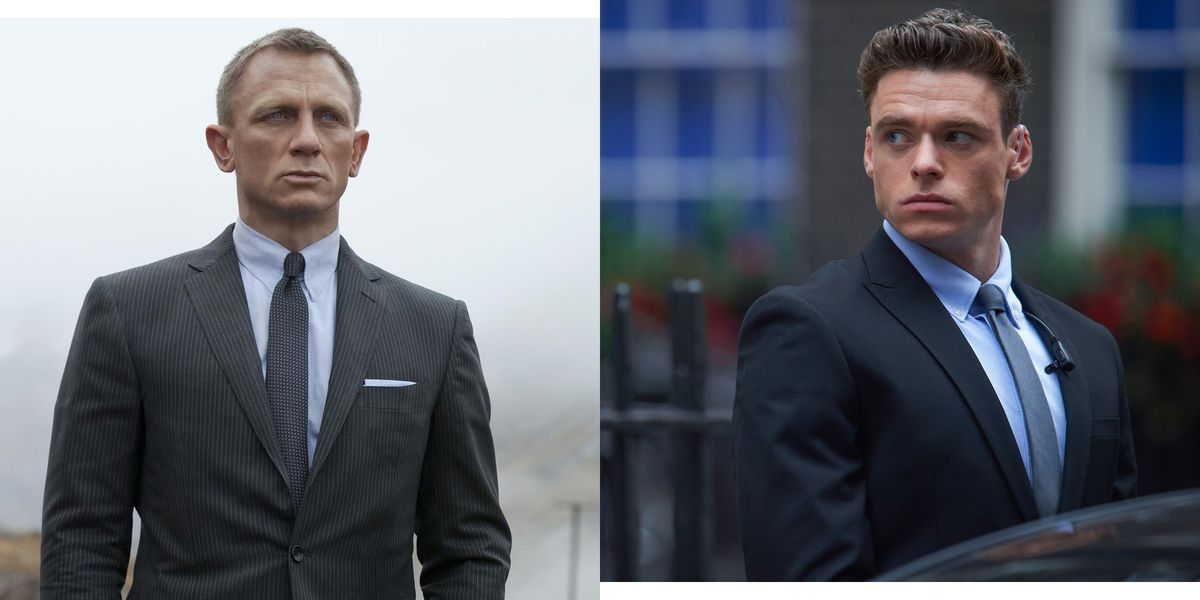 'Bodyguard' Proves Richard Madden Could Be a Worthy Successor to Daniel Craig's James Bond