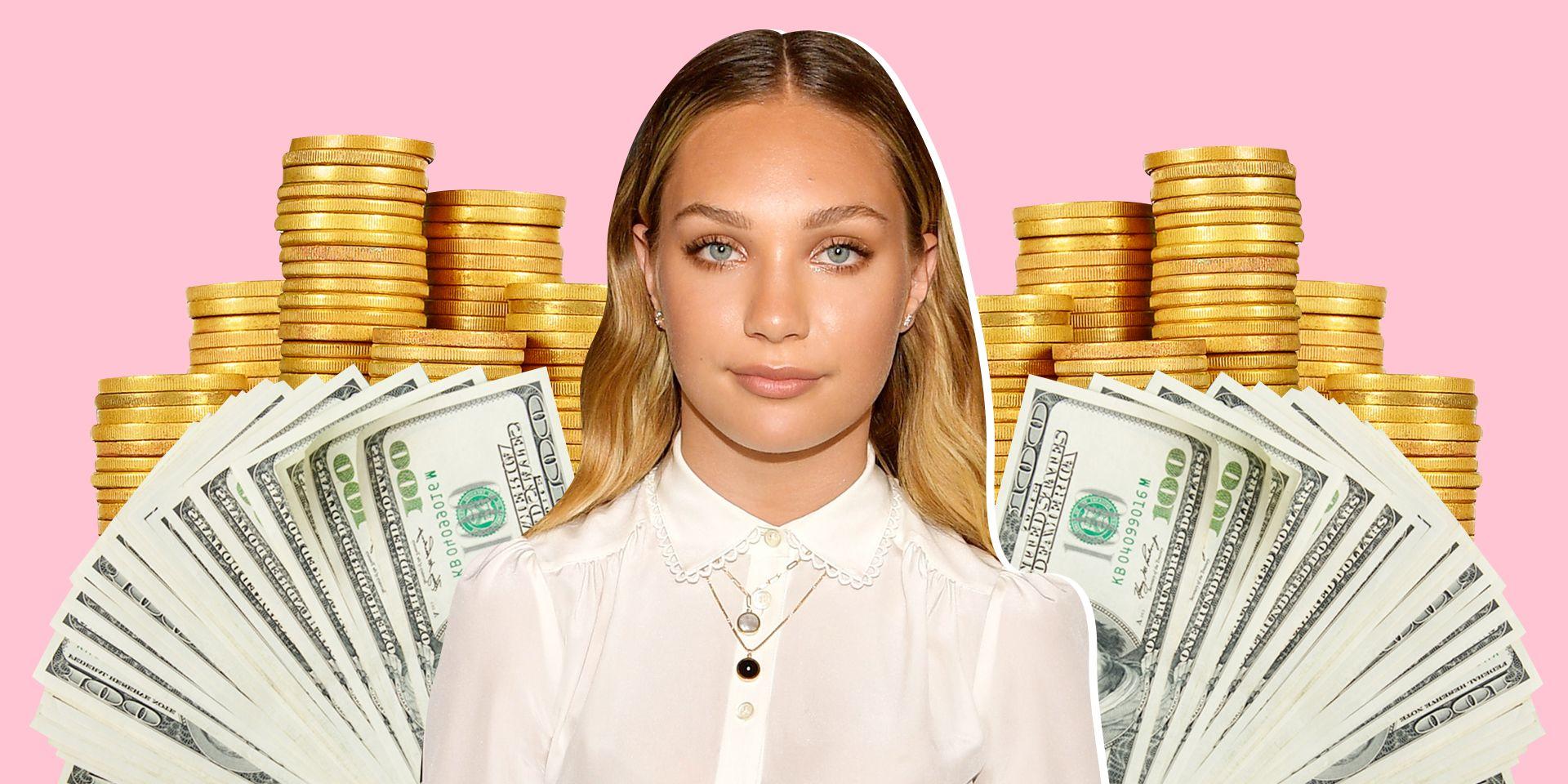 Maddie Ziegler Net Worth - How Much ...