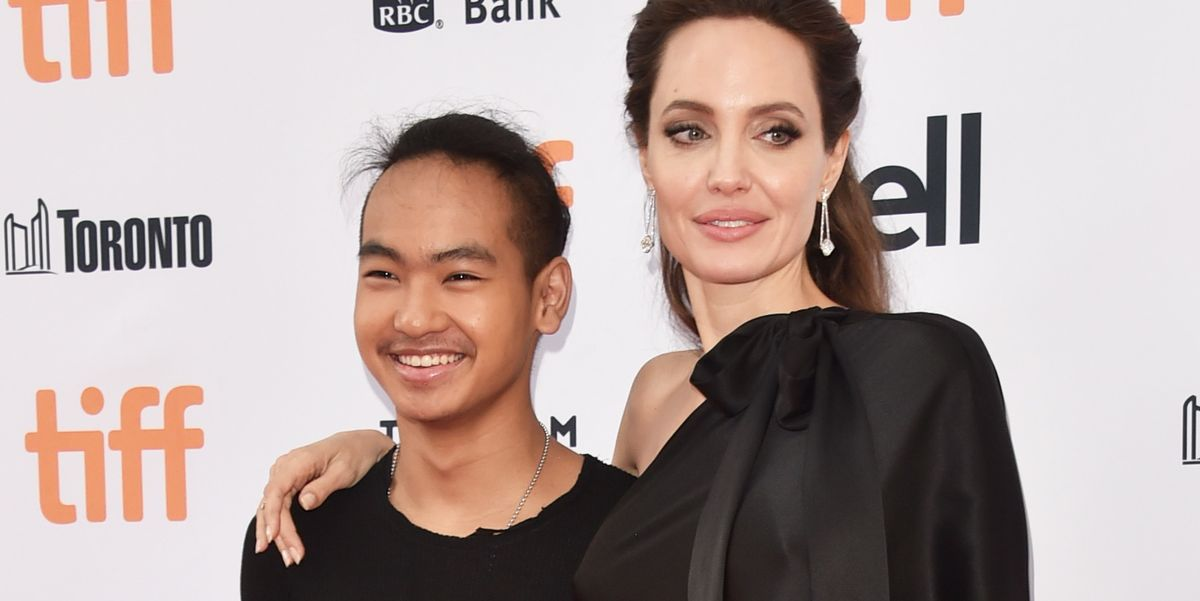 Angelina Jolie's Oldest Son, Maddox Jolie-Pitt, Is College ...