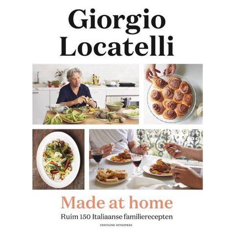 italiaans kookboek made at home