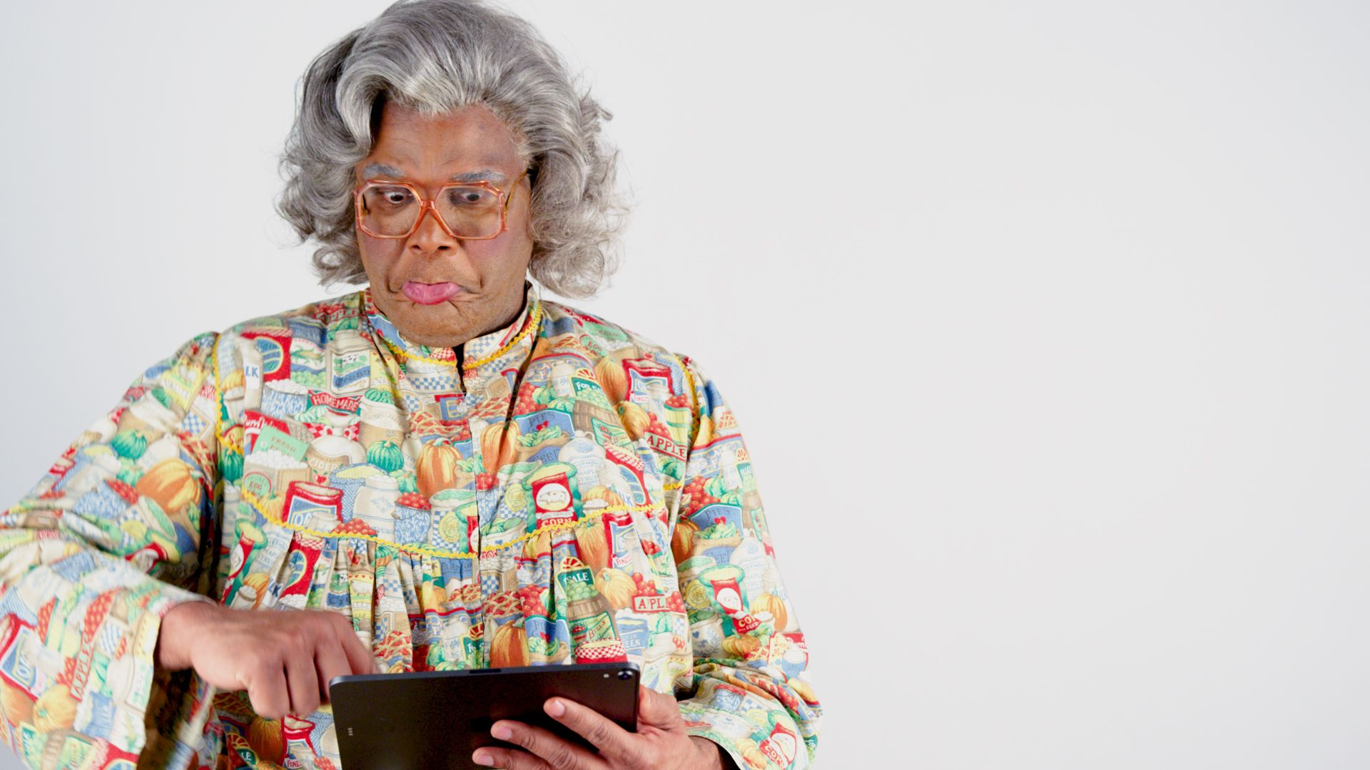 Tyler Perry Madea Talks Oprah And Gayle Madea Family Funeral