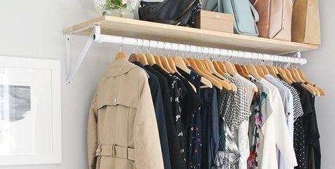 Vestidores Para Fashionistas Como Organizar Bien Un Vestidor Si Te - Como-organizar-un-vestidor